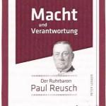 """Buchvorstellung """"Macht und Verantwortung – Der Ruhrbaron Paul Reusch"""""""