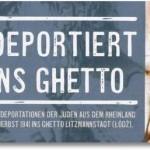 """Deportiert ins Ghetto"""